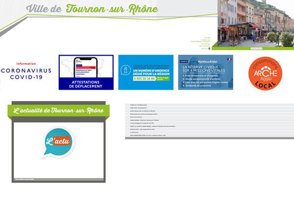 Ville de Tournon-Sur-Rhône