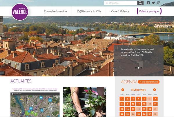 Ville de Valence